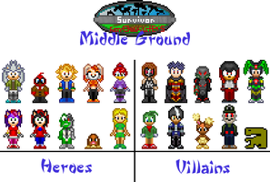 SFC: Middle Ground by akumath