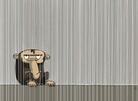 Monkey - November by boum