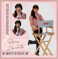Demi Lovato PNG Pack (38) by melismerve22