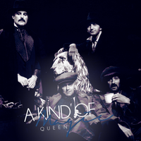 A Kind Of Magic - Queen by AgynesGraphics
