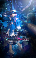 Abyss Magician by infinity-dreamer