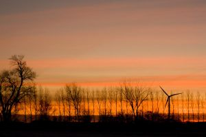 Wind Energy-Sunrise by quasi-Virtuoso