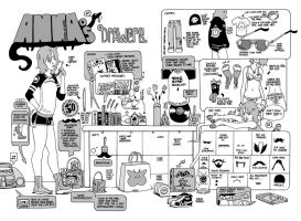 Anna's drawers by royalboiler