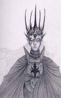 Morgoth large version by verreaux