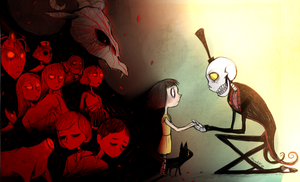 Fran Bow - I Promise by Atlas-White