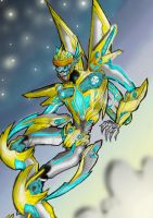 TFP: Sunbeam over limit Colored by Israel42