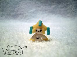 385 Jirachi by VictorCustomizer