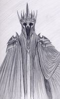 The Witch King by verreaux