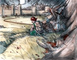 The Road to Aeth by Verdego