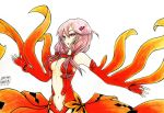 Commission - Inori by reika-the-best