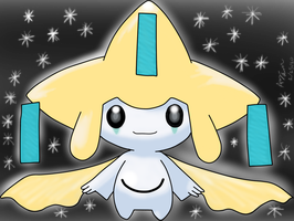 Jirachi by rosewhip189