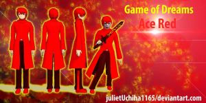 Game of Dreams: Ace Red by julietUchiha1165