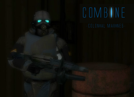 GMOD - Combine poster by arceus32