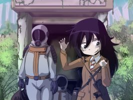 The Awkward Coppelion by wbd