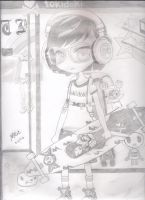 TokiDoki Entry :) by miyosh