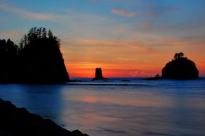 Goodnight to La Push 2 by AloriaTheZombie