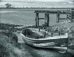 rotted boat v3 by steveearl