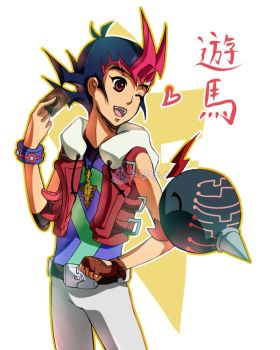 YGO ZeXal: Yuma is my bae by YWaiAiI