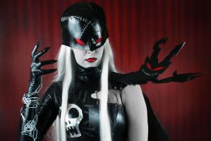 Digimon LadyDevimon Cosplay: Epitome of Evil by Khainsaw