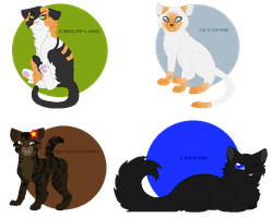 Second Batch [StC Pixel Project] by Resumed-Bby
