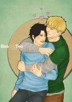 Bee and Tee by st00pz