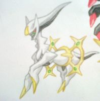 Arceus by Hu-Gon-By
