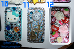 iPhone 4 cases by artbytiffany