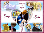 Lucy and Loke Collage by Lady1Venus
