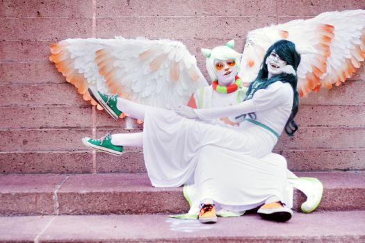 Meant to Be by RockyCosplay