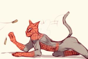 Spideypool49 by LKiKAi