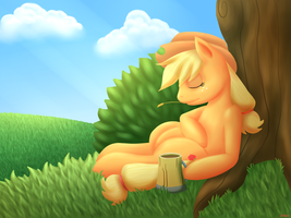 Rest by Shrineheart