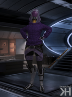 Tali'Zorah vas Neema Sweater (XPS) by Grummel83