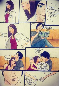 Comic Strip: 'Only Two Years In' by DelenaComics