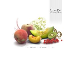 Fruit Wallpaper by crazybito