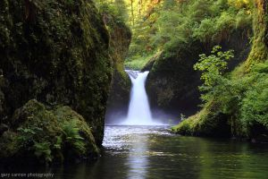 Punch Bowl Falls by worldtravel04