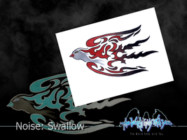 Noise: Swallow by TerraYochi