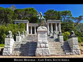 Rhodes Memorial by sacam101