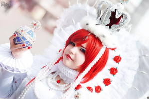 Trinity Blood - Esther Blanchett 2 by Melali