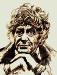 THE THIRD DOCTOR for Chan by xCINNx