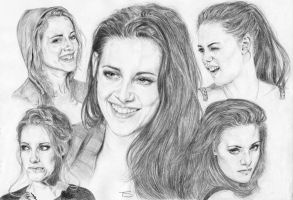 Expressive Kristen by sourcherry1