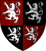 Arms of Gwrienydd by Antrodemus