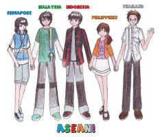 We Are ASEAN by BlueStorm-Studio