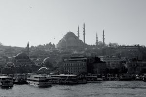 Istanbul BW by gukp