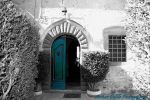 The Blue Door by RainbowInTheNight