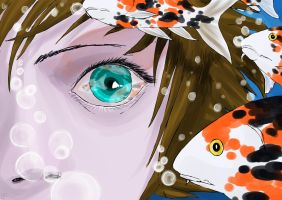 Fish eyes by cold-angle