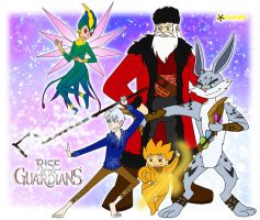 Rise of the Guardians by Porn1315
