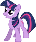 Twilight Sparkle Vector by Lilothestitch