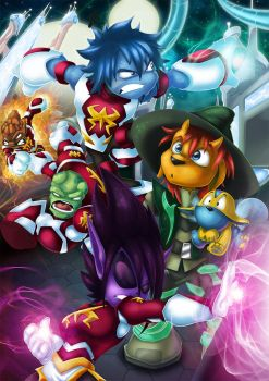 Star People Adventures by padisio