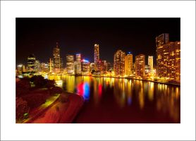 Brisbane River by Cameron-Jung