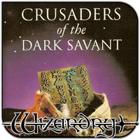 Wizardry VII Crusaders of the Dark Savant Aicon by griddark